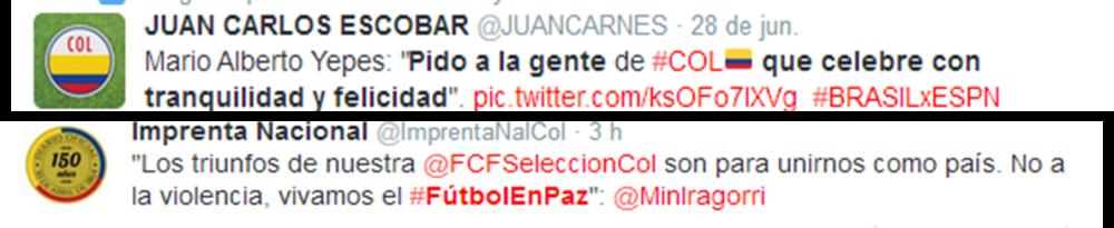 Nuestra Selección Colombia un furor en las redes sociales (4/6)