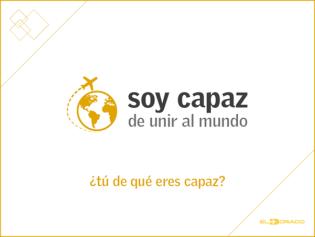 Campaña del Aeropuerto El Dorado en Soy Capaz