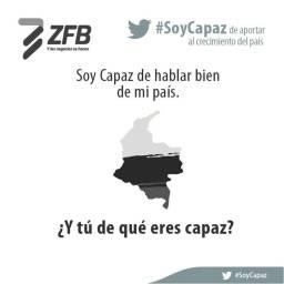 Campaña de Zona Franca de Bogotá en Soy Capaz